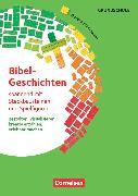 Cover-Bild zu Blumhagen, Doreen: Bibelgeschichten spannend mit Steckbausteinen und Spielfiguren, ... gestalten, visualisieren, kreativ erzählen, erlebbar machen!, Kopiervorlagen mit CD-ROM
