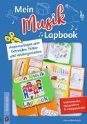 Cover-Bild zu Blumhagen, Doreen: Mein Musik-Lapbook - Instrumente, Notenlehre & Komponisten