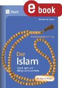 Cover-Bild zu Blumhagen, Doreen: Stationentraining - Der Islam (eBook)