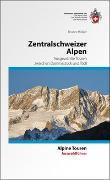 Cover-Bild zu Zentralschweizer Alpen von Müller, Bruno