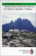Cover-Bild zu Alpinwandern Tessin von Volken, Marco