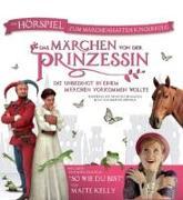 Cover-Bild zu Strasser, Susanne (Komponist): Das Märchen von der Prinzessi