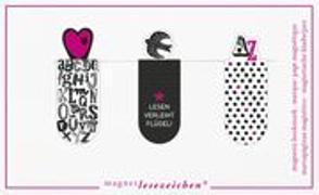 Cover-Bild zu Magnetlesezeichen Typografie