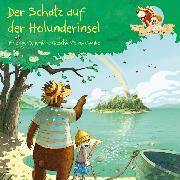 Cover-Bild zu Walko: Der Schatz auf der Holunderinsel (Audio Download)