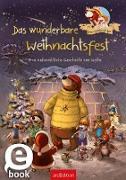 Cover-Bild zu Walko: Hase und Holunderbär - Das wunderbare Weihnachtsfest (eBook)