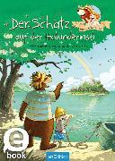 Cover-Bild zu Walko: Hase und Holunderbär - Der Schatz auf der Holunderinsel (eBook)
