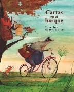 Cover-Bild zu Isern, Susanna: Cartas en el bosque (The Lonely Mailman)
