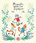 Cover-Bild zu Isern, Susanna: Mapache Quiere Ser El Primero = Racoon Wants to Be First