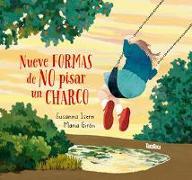 Cover-Bild zu Isern, Susanna: NUEVE FORMAS DE NO PISAR UN CHARCO