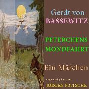 Cover-Bild zu Bassewitz, Gerdt von: Gerdt von Bassewitz: Peterchens Mondfahrt (Audio Download)