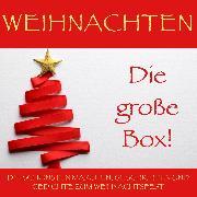 Cover-Bild zu Lagerlöf, Selma: Weihnachten: Die große Box! (Audio Download)