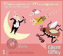 Cover-Bild zu von Bassewitz, Gerdt: Peterchens Mondfahrt (Audio Download)