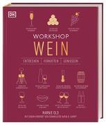 Cover-Bild zu Workshop Wein von Old, Marnie