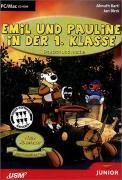 Cover-Bild zu Emil und Pauline in der 1. Klasse von Bartl, Almuth