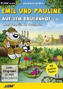 Cover-Bild zu Emil und Pauline auf dem Bauernhof 2.0 von Bartl, Almuth