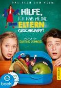 Cover-Bild zu Ludwig, Sabine: Hilfe, ich hab meine Eltern geschrumpft (eBook)