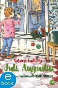 Cover-Bild zu Ludwig, Sabine: Juli, Augustus und das Weihnachtsgeheimnis (eBook)