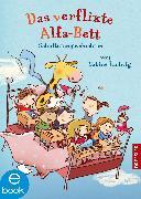 Cover-Bild zu Ludwig, Sabine: Das verflixte Alfa-Bett (eBook)
