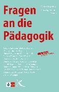 Cover-Bild zu Stecher, Ludwig (Hrsg.): Fragen an die Pädagogik (eBook)