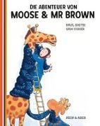 Cover-Bild zu Die Abenteuer von Moose und Mr Brown