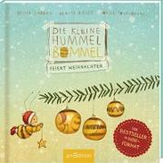 Cover-Bild zu Sabbag, Britta: Die kleine Hummel Bommel feiert Weihnachten (Mini-Ausgabe)