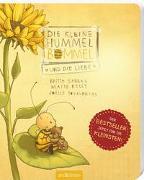 Cover-Bild zu Sabbag, Britta: Die kleine Hummel Bommel und die Liebe (Pappbilderbuch)