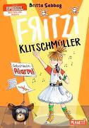 Cover-Bild zu Sabbag, Britta: Fritzi Klitschmüller 2: Geheimkram-Alarm!
