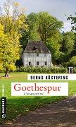 Cover-Bild zu Köstering, Bernd: Goethespur