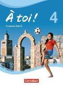 Cover-Bild zu À toi! 4. Grammatikheft