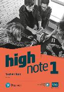 Cover-Bild zu High Note Level 1 Teacher's Book von Cole, Anna