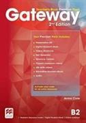 Cover-Bild zu Gateway 2nd Edition B2 Teacher's Book Premium Pack von Cole, Anna