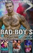 Cover-Bild zu Bad Boy's Secret Baby : Pregnancy Romance Collection (eBook) von Cole, Sandra