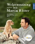 Cover-Bild zu Rütter, Martin: Welpentraining mit Martin Rütter (eBook)