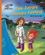 Cover-Bild zu McLachlan, Jenny: Reading Planet - The Jumpy Bumpy Feeling - Orange: Galaxy