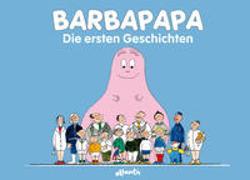 Cover-Bild zu Taylor, Talus: Barbapapa. Die ersten Geschichten