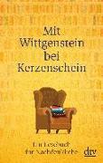 Cover-Bild zu Mit Wittgenstein bei Kerzenschein von Viertel, Matthias (Hrsg.)