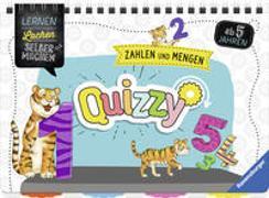 Cover-Bild zu Diehl, Hannah: Quizzy: Zahlen und Mengen