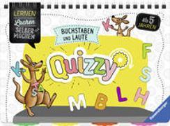 Cover-Bild zu Diehl, Hannah: Quizzy: Buchstaben und Laute