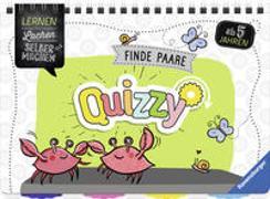 Cover-Bild zu Diehl, Hannah: Quizzy: Finde Paare