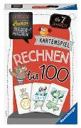 Cover-Bild zu Diehl, Hannah: Ravensburger 80660 - Lernen Lachen Selbermachen: Rechnen bis 100, Kinderspiele Lernspiel