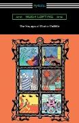 Cover-Bild zu Lofting, Hugh: The Voyages of Doctor Dolittle (Illustrated by the Author)