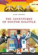 Cover-Bild zu Lofting, Hugh: The Adventures of Doctor Dolittle, mit 1 Audio-CD