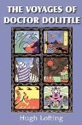 Cover-Bild zu Lofting, Hugh: The Voyages of Dr. Dolittle