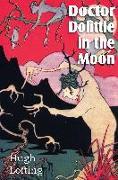 Cover-Bild zu Lofting, Hugh: Doctor Dolittle in the Moon