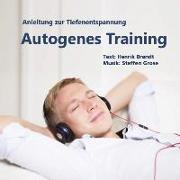 Cover-Bild zu Autogenes Training von Brandt, Henrik