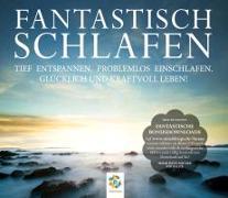 Cover-Bild zu FANTASTISCH SCHLAFEN von Kübler, Raphael (Gelesen)