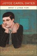 Cover-Bild zu Oates, Joyce Carol: What I Lived For (eBook)