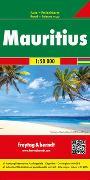 Cover-Bild zu Mauritius, Autokarte 1:50.000. 1:50'000