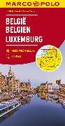 Cover-Bild zu Belgien, Luxemburg. 1:200'000