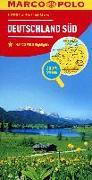 Cover-Bild zu Deutschland Süd. 1:500'000